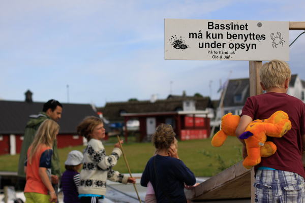 Gilleleje, a day trip with toddlers from Copenhagen on the Danish Riviera.