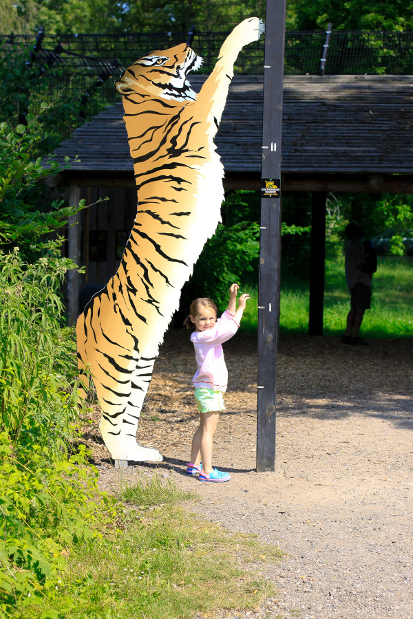 A visit to Knuthenborg Safari Park , an easy day trip from Copenhagen for toddlers, children and animal lovers of all kinds.