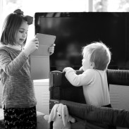 The reasons and thoughts we had behind letting our tot have an iPad and how we, as parents, still maintain control.