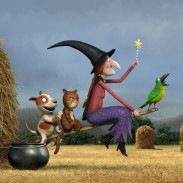 Room on the broom, by Julia Donaldson and Axel Scheffler. and now a movie by Magic Light Pictures, helps our third culture kids work through the question of where they fit in.