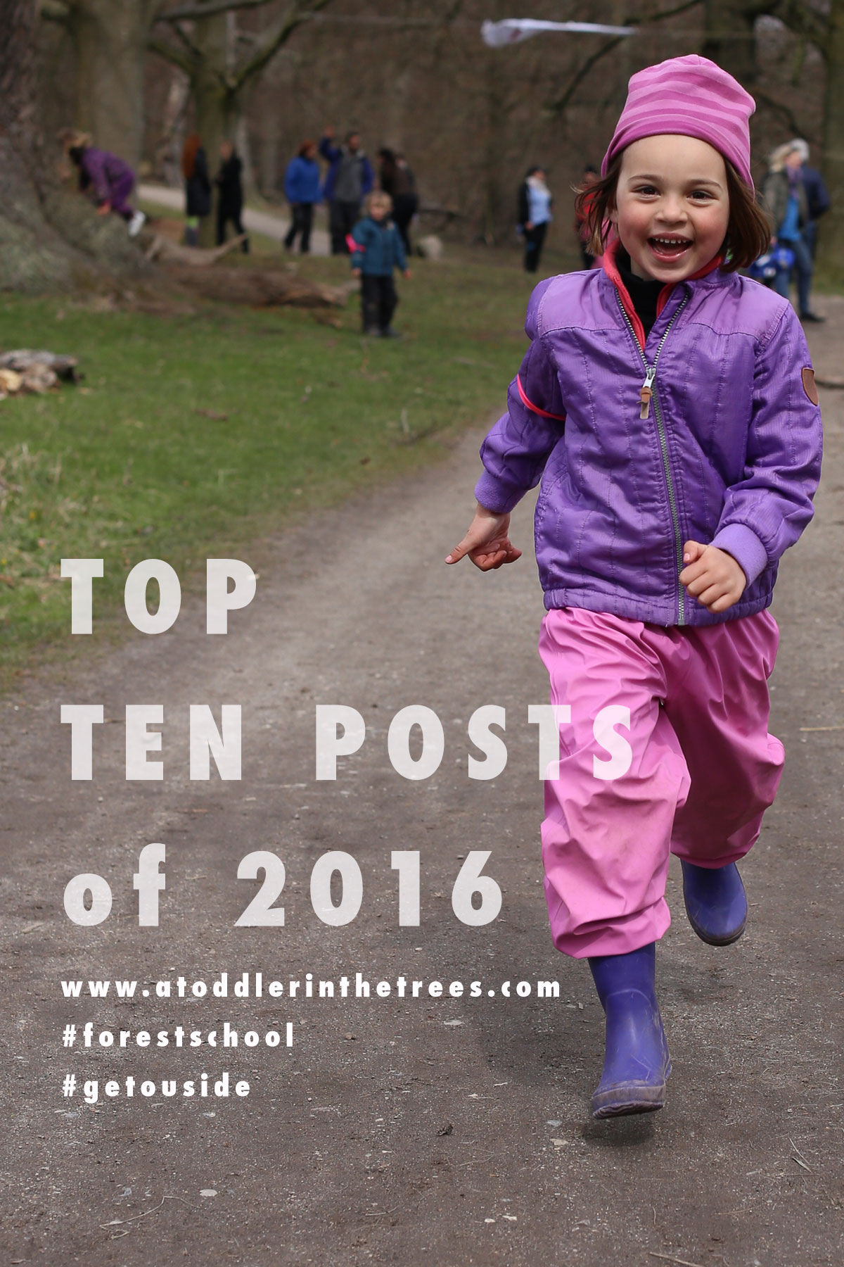 Top ten posts about forest school and forest kindergarten.