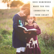 Does-Homework-Connect-you-to-your-child